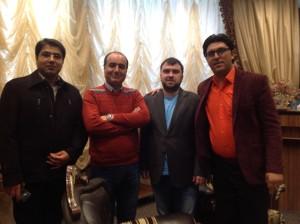 Переговоры в провинции Хамадан, Иран